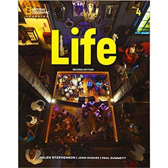 (PURCHASE) NEW    HUGHES / LIFE 4 PKG