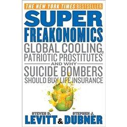 NEW    LEVITT / SUPER FREAKONOMICS