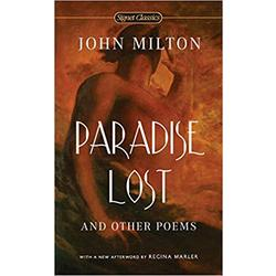 NEW || MILTON / PARADISE LOST & OTHER POEMS (NEW AFTERWORD: MARLER)