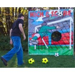 Carnival Game - Soccer Shoot