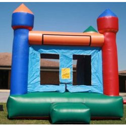13' x 13' Color Block Bouncer