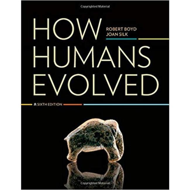 USED || BOYD / HOW HUMANS EVOL 6TH