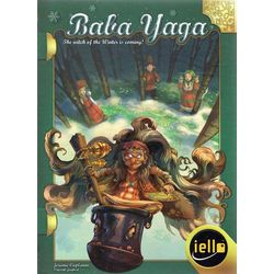 Tales & Games Baba Yaga