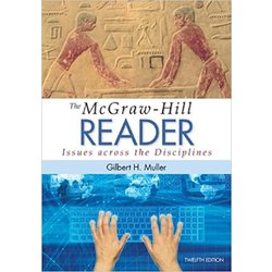 USED || MULLER / MCGRAW-HILL READER (12th PB)
