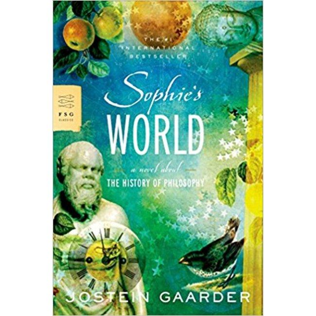 NEW    GAARDER / SOPHIE'S WORLD