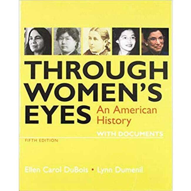 NEW || DUBOIS / THROUGH WOMEN'S EYES 5th