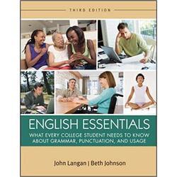 USED || LANGAN / ENGLISH ESSENTIALS
