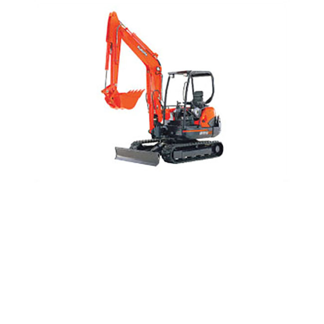 Kubota KX080R3T3 Compact Excavator w/thumb