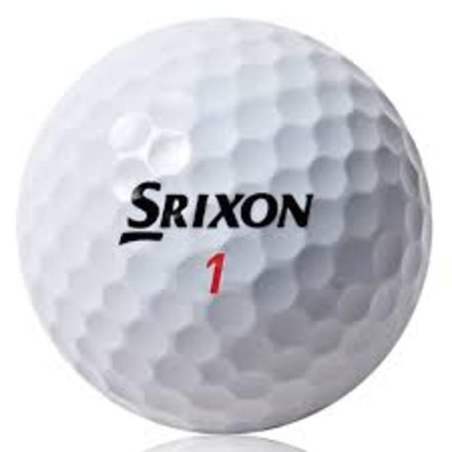 Srixon Distance Golf Balls (Sleeve of 3 Balls)