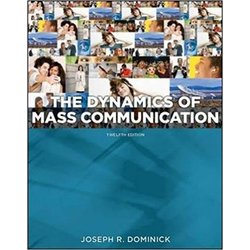 USED || DOMINICK / DYNAMICS OF MASS COMMUNICATION