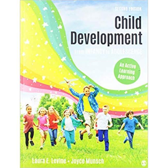 USED    LEVINE / CHILD DEV (RAINBOW COVER) 2ND