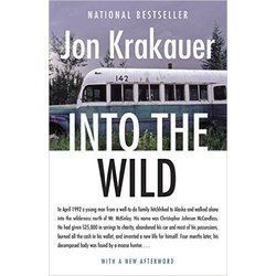 NEW || KRAKAUER / INTO THE WILD