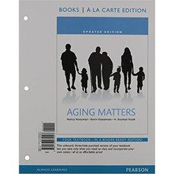 NEW || HOOYMAN / AGING MATTERS UPDTD ED (LOOSE-LEAF)