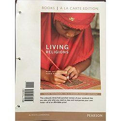 NEW || FISHER / LIVING RELIGIONS (LOOSE-LEAF)