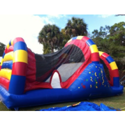 Backyard Party Slide Combo