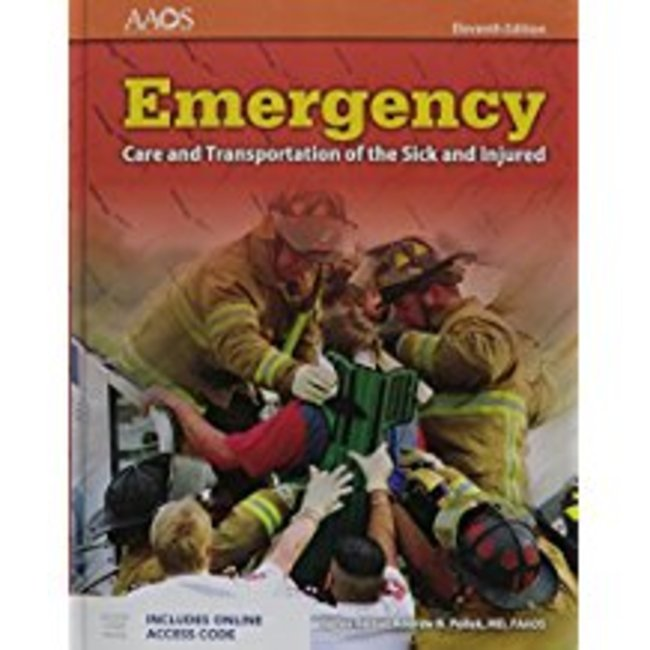 NEW || AAOS / EMERGENCY CARE & TRANSPORTATION (11th)
