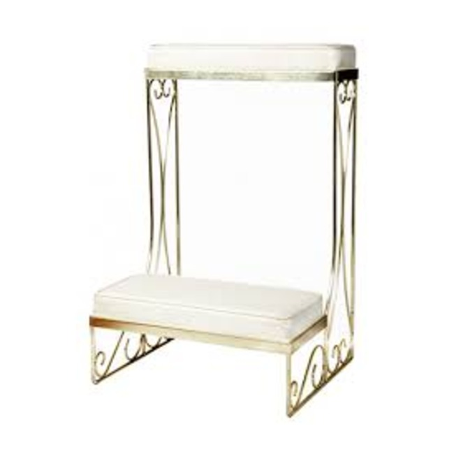 Kneeling Bench (Brass)