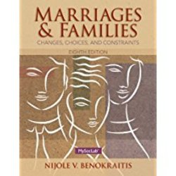 USED| BENOKROUTIS/ MARRIAGES & FAMILIES 8TH (W/OUT MYSOCLAB)