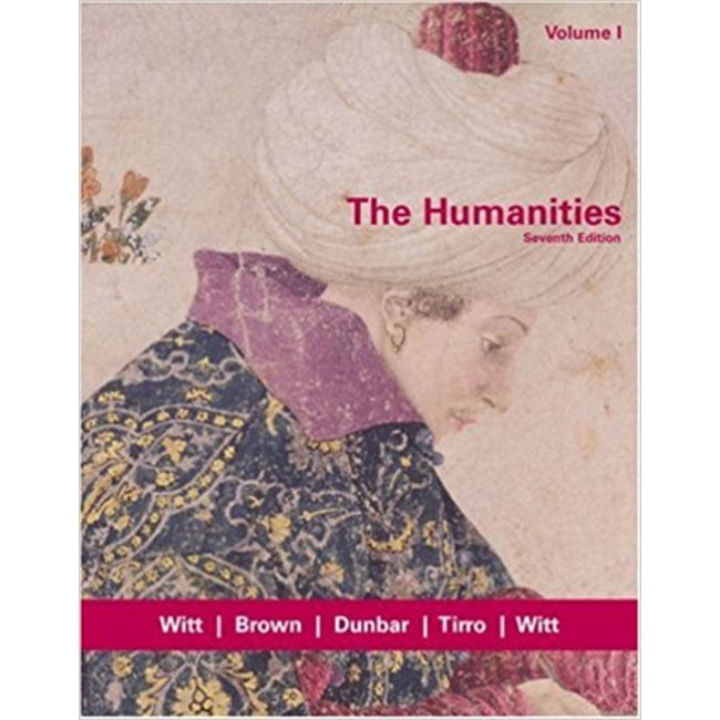 USED || WITT / HUMANITIES VOL I 7th