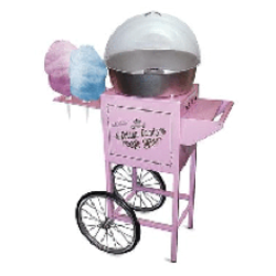 Cotton Candy Machine on Stand