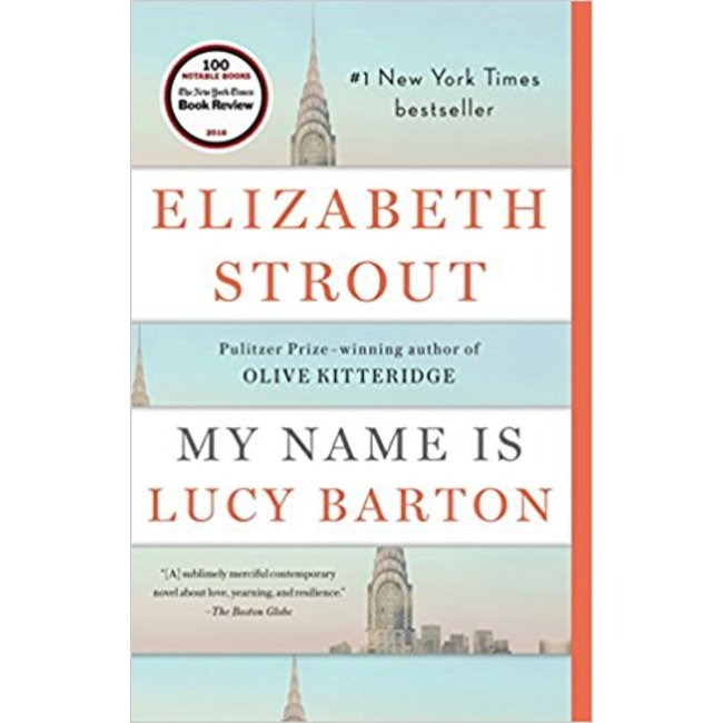 USED    STROUT / MY NAME IS LUCY BARTON