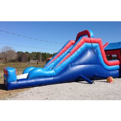 16ft Waterslide or DRY Slide - Rear Load