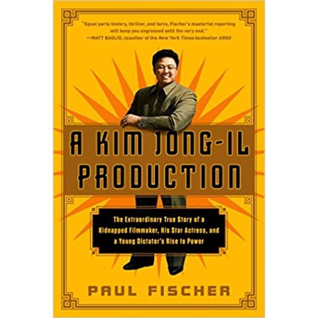 NEW || FISCHER / KIM JONG-IL PRODUCTION