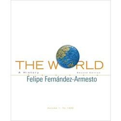 USED || FERNANDEZ-ARME / WORLD: A HISTORY VOL 1 (2nd)