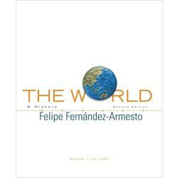 DAMAGE || FERNANDEZ-ARME / WORLD: A HIST V-1 (2nd)