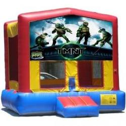 Teenage Mutant Ninja Turtles Bounce House Inflatable Jumper