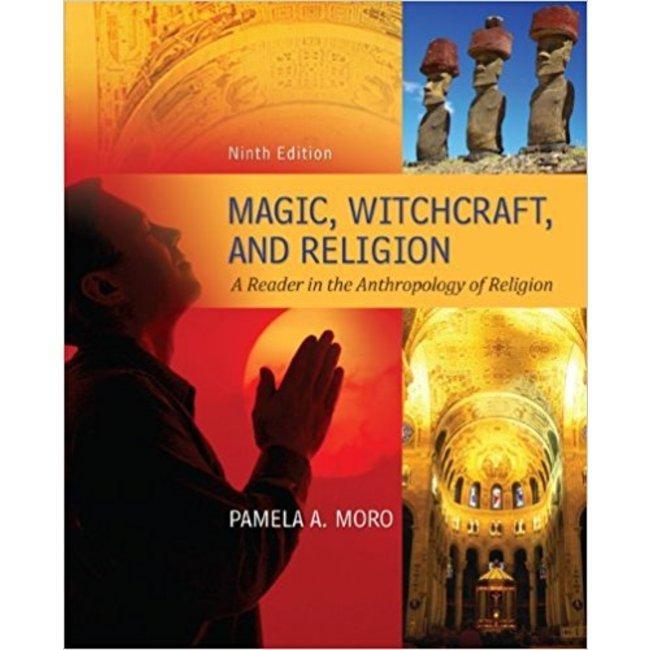 USED || MORO / MAGIC, WITCHCRAFT & RELIGION