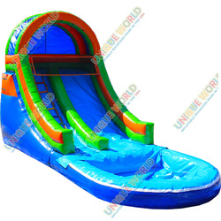 NEW! 16' Water Slide