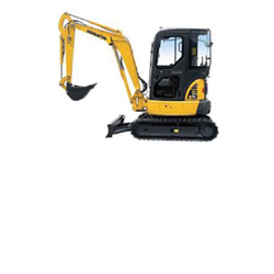 Komatsu PC27 Compact Excavator, 5,625 lb, and comparable models