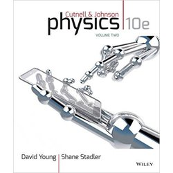 USED || YOUNG / CUTNELL & JOHNSON PHYSICS VOL 2