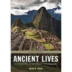 USED || FAGAN / ANCIENT LIVES