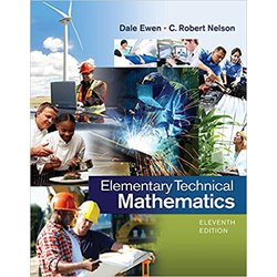NEW || EWEN / ELEMENTARY TECHNICAL MATH