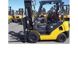 Komatsu FG18 Forklift, 3,000 lb cap