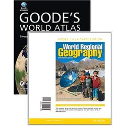 NEW || JOHNSON / WORLD REGIONAL/ATLAS/MSTRG LOOSELEAF BNDL