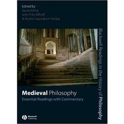 USED || KLIMA / MEDIEVAL PHILOSOPHY