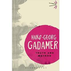 NEW || GADAMER / TRUTH & METHOD