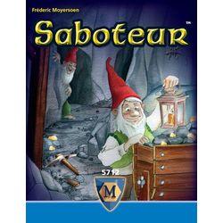Saboteur w/ Saboteur 2 Exansion