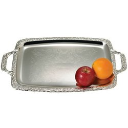 Sterlingcraft serving tray- light weight