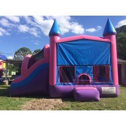 Pink & Purple Castle Combo