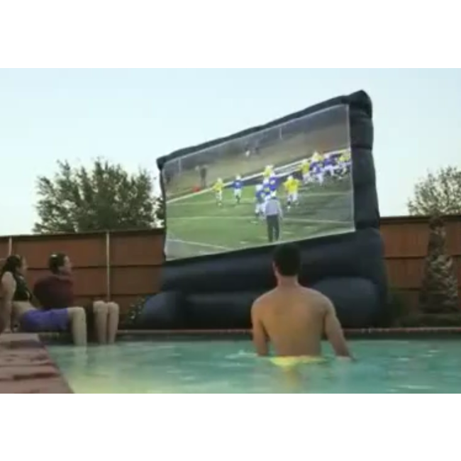 Video Package, Outdoor Theater, Deluxe