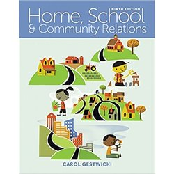 NEW    GESTWICKI / HOME, SCHOOL & COMMUNITY RELATIONS