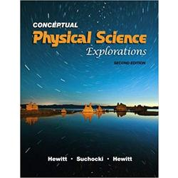 USED || HEWITT / CONCEPTUAL PHYS SCIENCE: EXPLOR PA