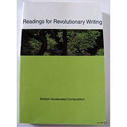 READINGS FOR REVOLUTIONARY WRITERS (WHITE/GREEN)