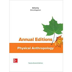 NEW || ANNUAL EDITION / PHYSICAL ANTHROPOLOGY 18/19 (ED: ANGELONI 27th)