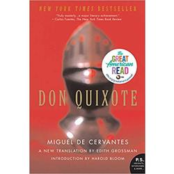 NEW || CERVANTES / DON QUIXOTE P.S. ED (TRANS: GROSSMAN)