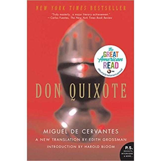 NEW || CERVANTES / DON QUIXOTE P.S. ED (TRANS: GROSSMAN)